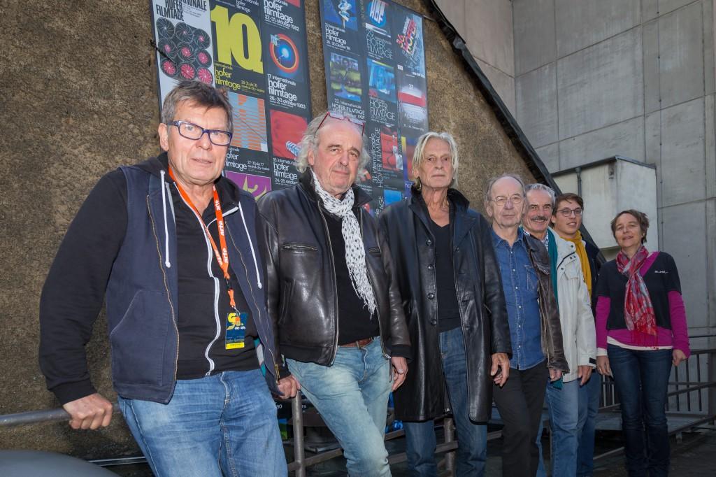 offizielles Photo der Filmtage Hof, Andreas Rau